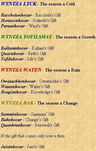 vigroth calendar